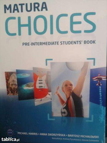 Matura CHOICES Pre-Intermdiate NOWY podręcznik