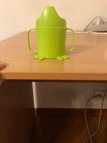 Чашка-поильник непроливайка Икеа Ikea