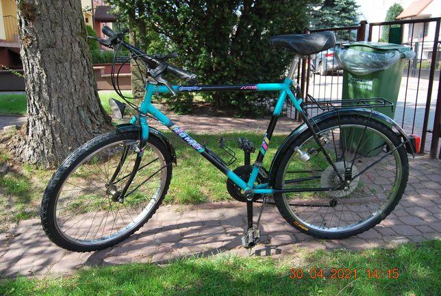 Rower trekingowy Romet