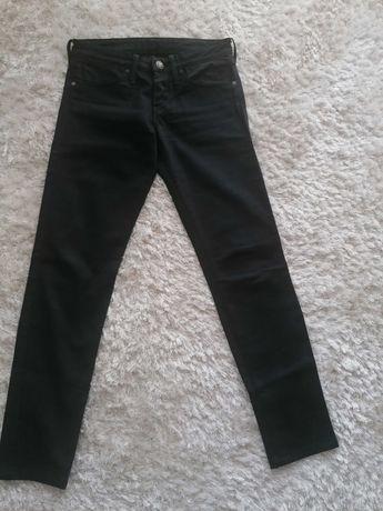 Oryginalne spodnie Wrangler Lia czarne r. 36 (W26)
