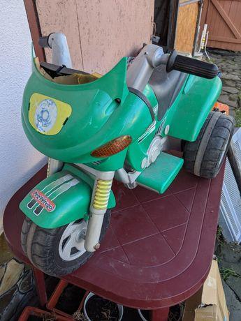 Детский електро мотоцикл, трицикл, автомобиль. С Германии.