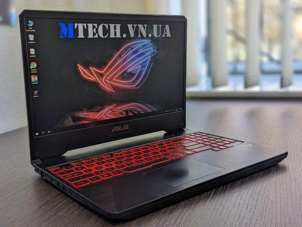Ноутбук Asus TUF/i7-8750H/8Gb/250SSD/GTX1050Ti/Гарантия/Опт/Рассрочка