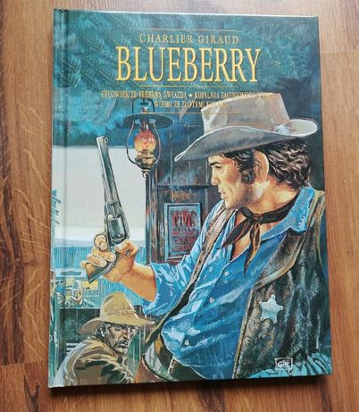 Komiks Blueberry