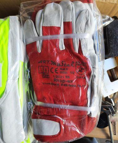 Акция! Перчатки,рукавици рабочие кожаные размер 9,10