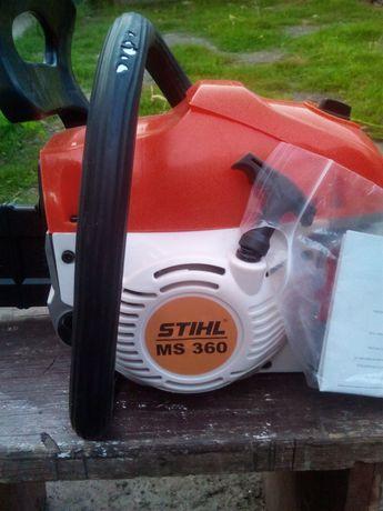 Бензинова пила Stihl MS 360