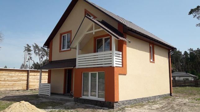 Новий сучасний будинок в елітному районі Зарічан.