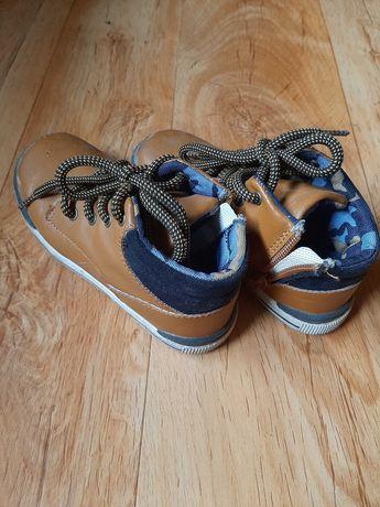 Buty chłopięce przejściowe 28