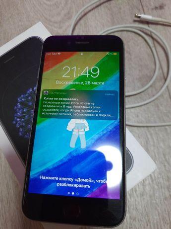 Продам iPhone 6S 32gb Space Grey Neverlock