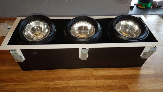 Oświetlenie,lampy downlight LED,do sklepu, lokalu, garażu, hali