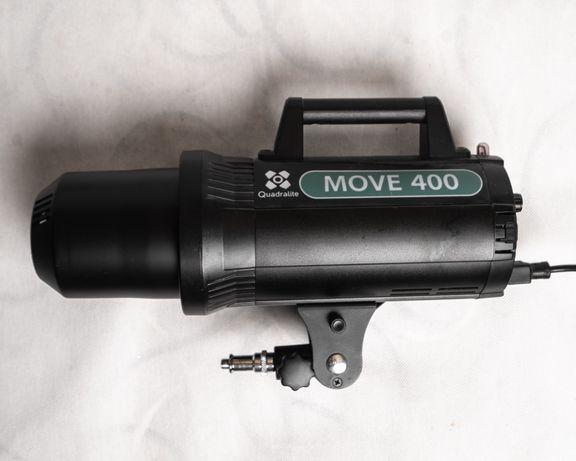 Quadralite move 400 niemalże nowe!! Dwie na sprzedaż:)