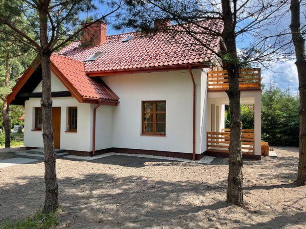 Dom Luksusowy 135 m²  nad jeziorem   - Cicha i piękna miejscowość