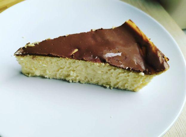Ciasta ketogeniczne, sernik, brownie, bez cukru