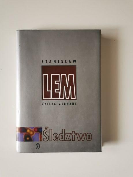 Stanisław Lem - Śledztwo twarda oprawa, rzadkie wydanie