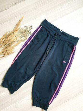 Новые бриджи adidas для спорта фитнеса оригинал