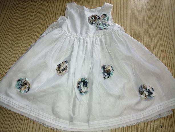 Платья новое сост. бренд на 1-3 года, см. описание цена за 3 шт.