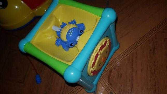 Kostka do zabawy dla dziecka Fisher Price