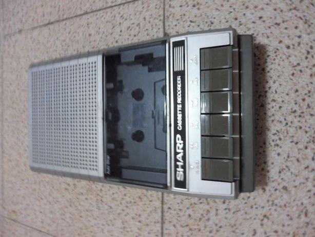 Cassete Recorder Antigo
