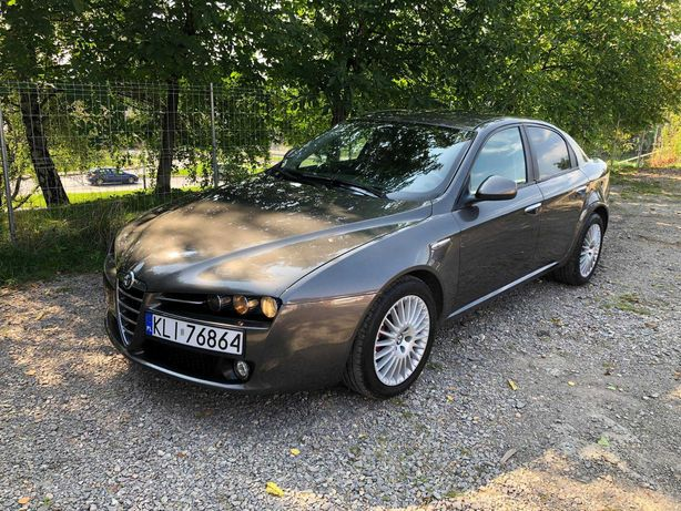 Alfa Romeo 159 1,9 JTDM 150km