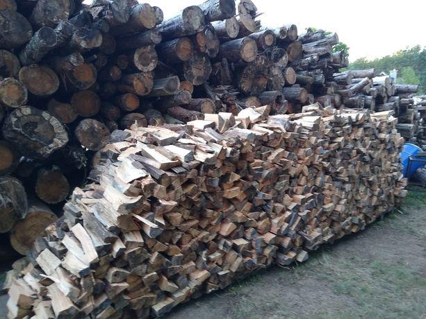 Różne drewno opałowe SUCHE z dowozem. Sosna,Dąb,Klon,Brzoza,Świerk