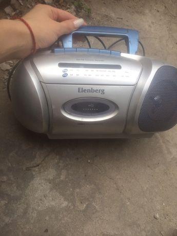 Магнитофон, радио