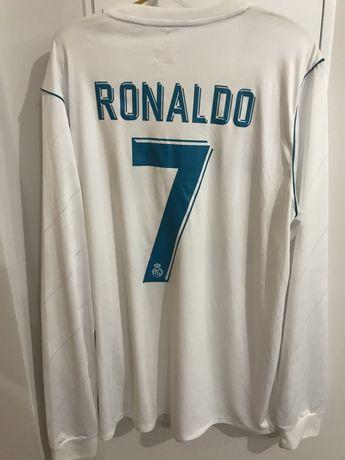 Camisola Ronaldo Real Madrid