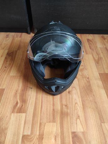 Caberg Duke czarny mat - kask motocyklowy