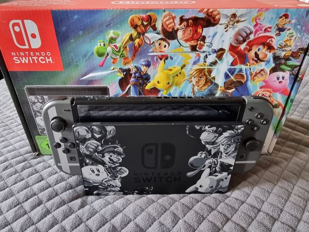 Nintendo Switch Super Smash Bros. Edition
