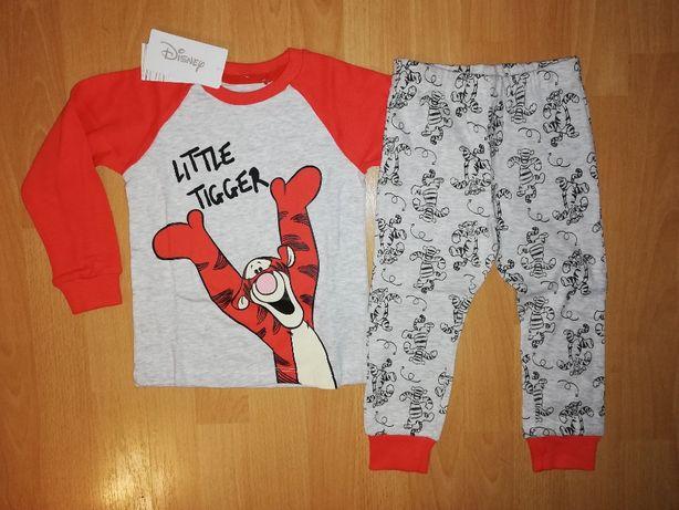 NOWE piżama 86 Tygrysek, Kubuś Puchatek
