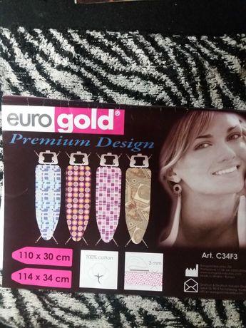 Чехол Eurogold сменный для гладильной доски с паралоном