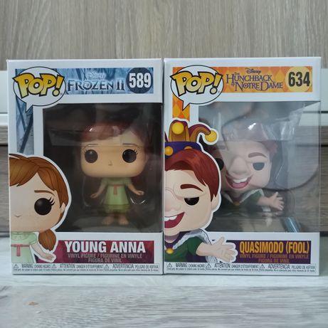 Funko pop! Young Anna, Quasimodo