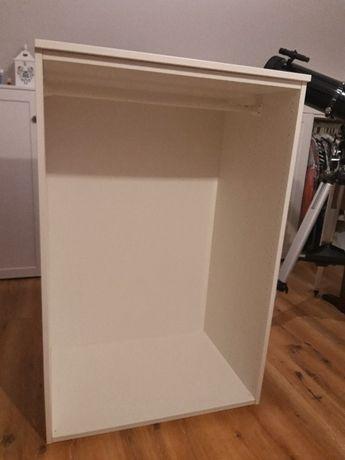 Regał PLATSA IKEA biały