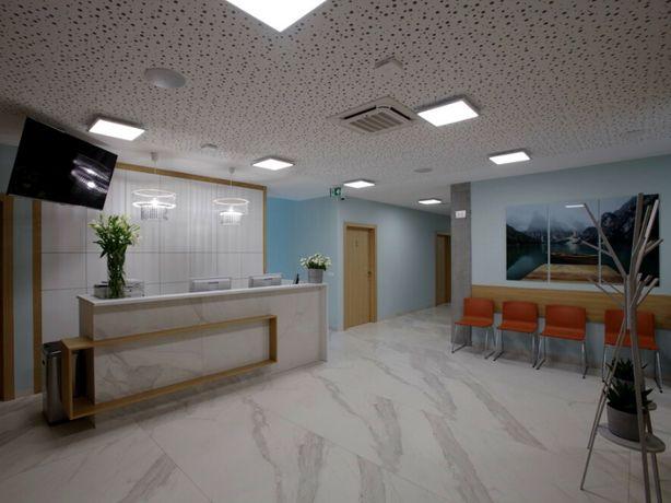 Gabinety w Centrum Medycznym Skymedic KRAKÓW