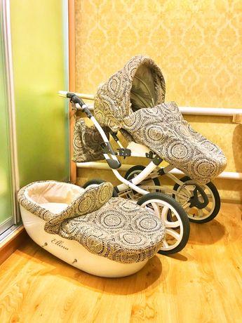 Идеальная Ellina коляска на больших колесах anex cross stokke mima