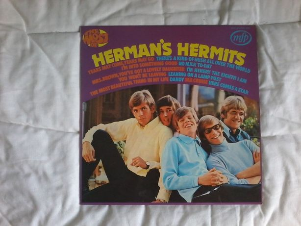 LP - The Most Of Herman's Hermits - VINIL