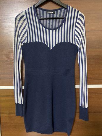 Платье L M