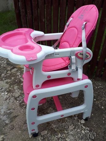 Kindereo krzesełko do karmienia 3w1