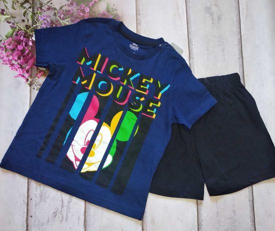 Сток Піжама для хлопчика Disney 122/128 домашній костюм дісней шорты