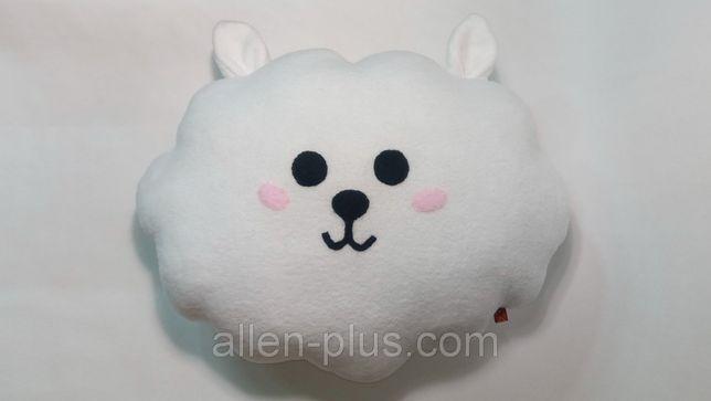 Мягкая игрушка-подушка ручной работы Добряш-альпака RJ (персонаж ВТ21)