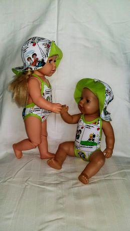 Одежда для беби бон и других куколок и пупсов