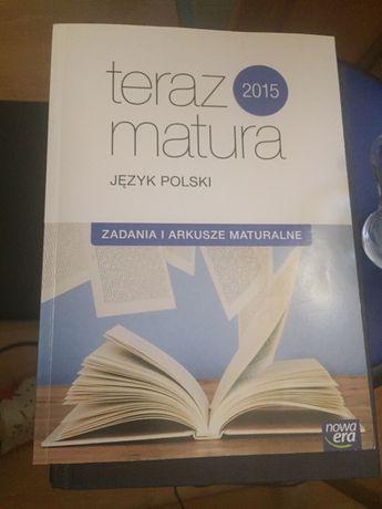 Teraz matura język polski