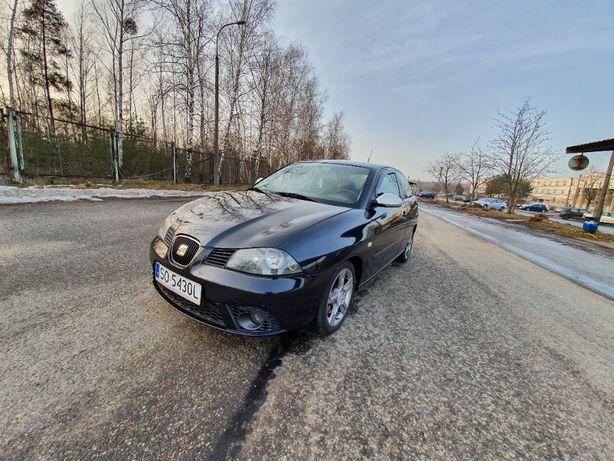Seat Ibiza 6L FR 2004r 1.9 TDI 131KM