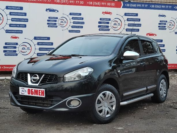 Продам Nissan Qashqai 2011 можно в обмен или рассрочку, кредит!
