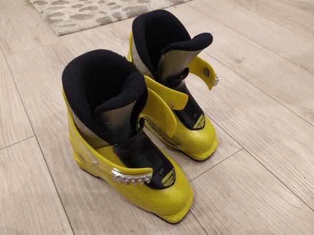 Buty narciarskie Fischer 221mm dziecięce
