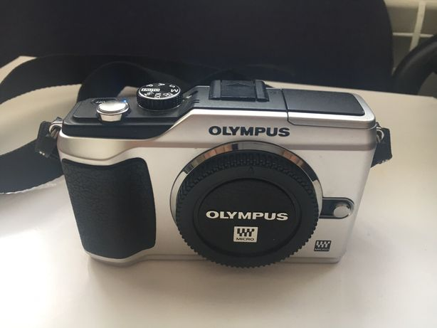 Aparat Fotograficzny Olympus E-PL2