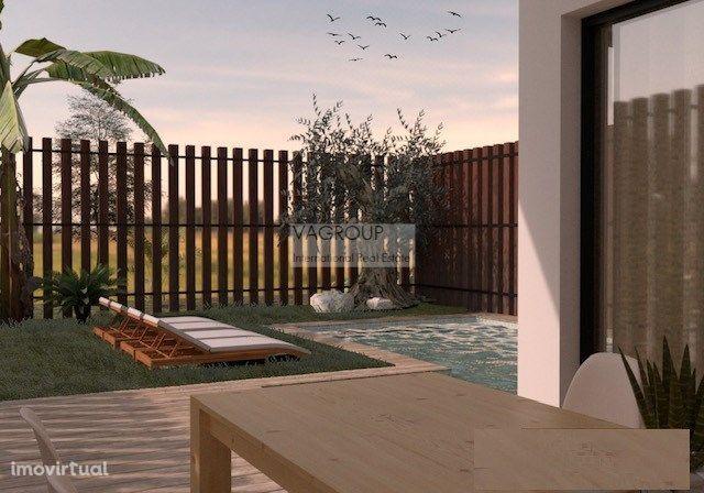 Moradia térrea , ( Construção de Moradia Chave na Mão ) com 2 suites,