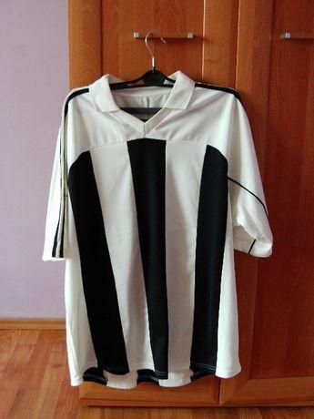 Koszulka męska sportowa - piłkarska. Rozmiar L/XL