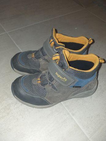 деми ботинки кроссовки super fit