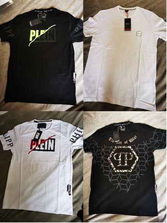 Koszulka męska Philipp Plein S-3XL Shirt PP Hugo Boss Premium