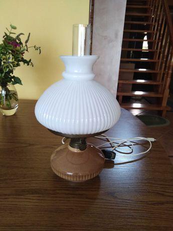Sprzedam piękną elektryczną lampę z okresu PRL.