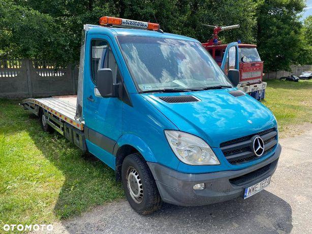 Mercedes-Benz Sprinter 313  Sprinter 313 / Autolaweta / Bezwypadkowy /uszkodzony silnik